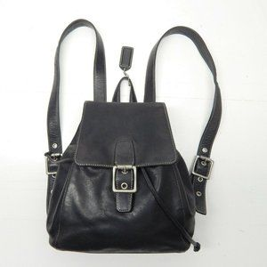 Coach 9569 Legacy Black Leather Backpack